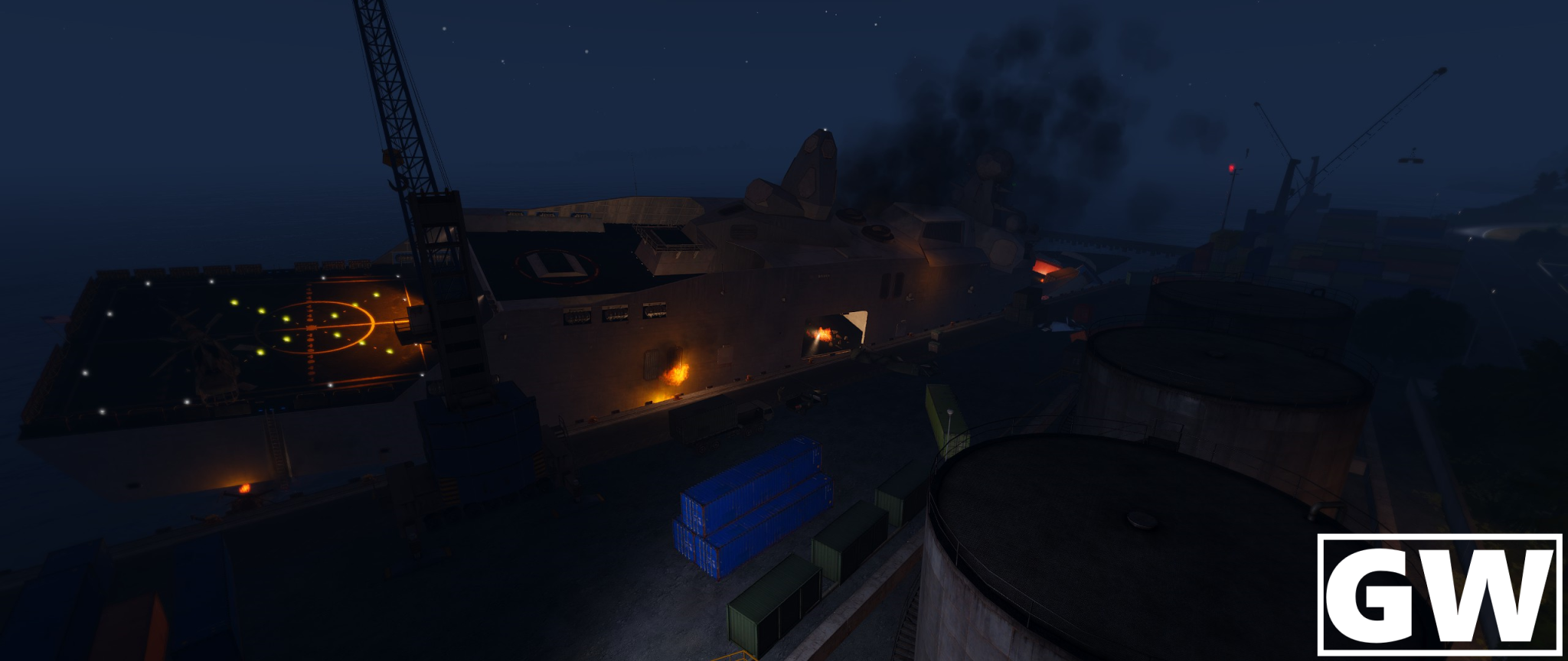 Arma 3 front page 2